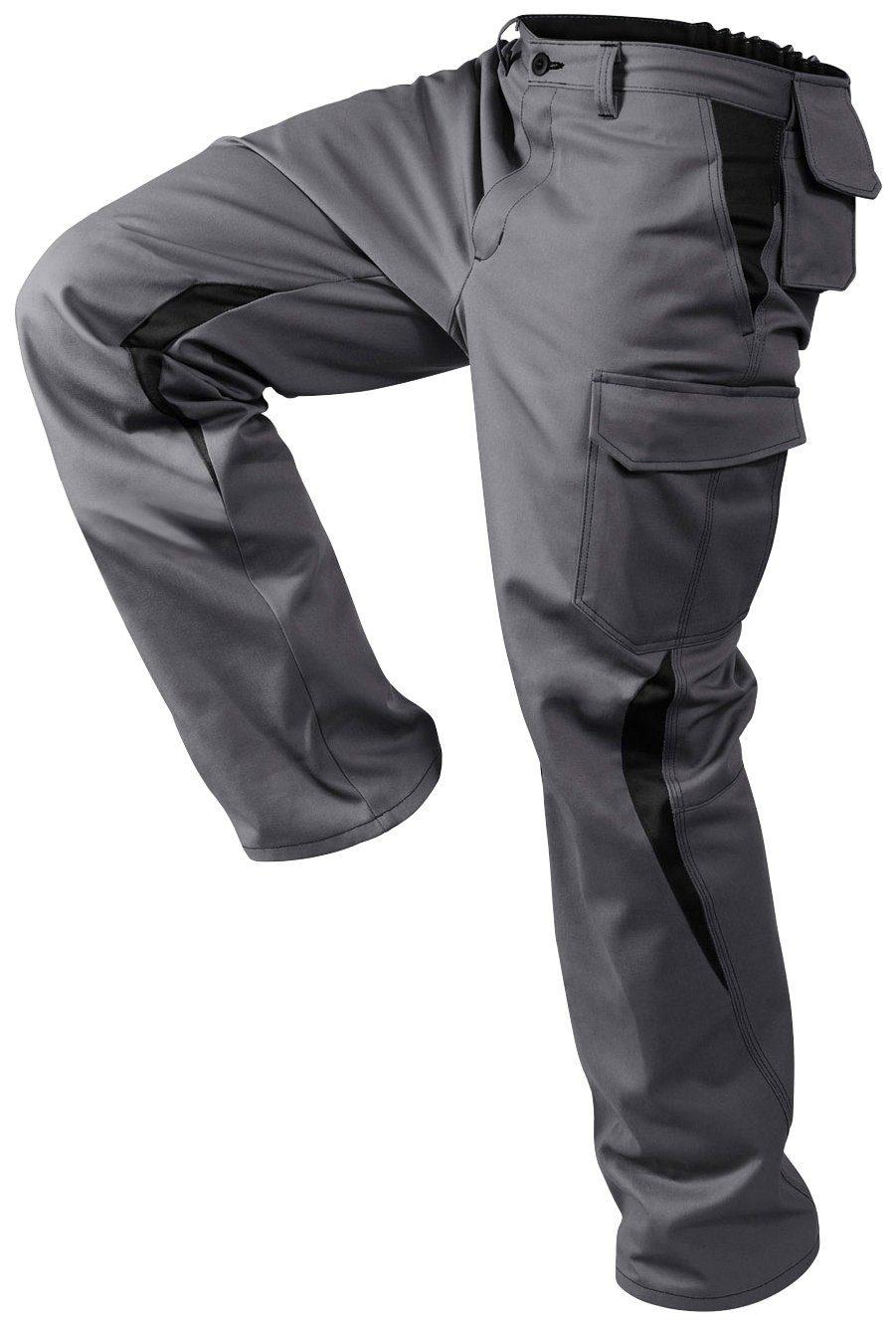 58 in grau NEU Arbeitshose Dassy Professionell Bundweite 54 cm Modell Miami Gr