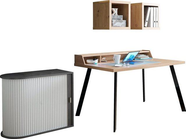 Büromöbel Sets - Büro Set, (4 St)  - Onlineshop OTTO