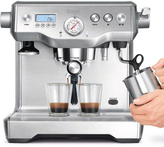 Sage Espressomaschine the Dual Boiler, SES920BSS