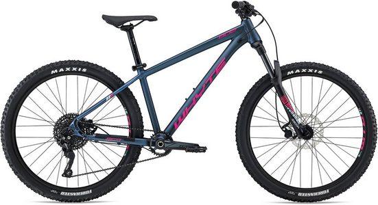 Whyte Bikes Mountainbike »Whyte 802V2«, 10 Gang Shimano Deore Schaltwerk, Kettenschaltung