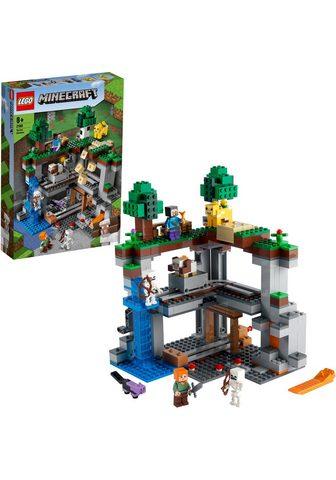 LEGO ® Konstruktionsspielsteine »Das pirmos...