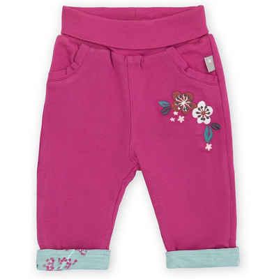 Sigikid Jogginghose »Baby Jogginghose zum Wenden für Mädchen«