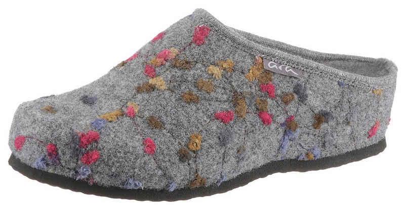 Ara »COSY« Pantoffel mit modischer Verzierung