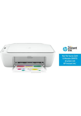 HP DeskJet 2720 All in One Printer Multif...