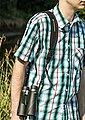 BRESSER »BRESSER Comfort Fernglas-/Kamera-Trageriemen mit 4« Fernglas, Bild 7