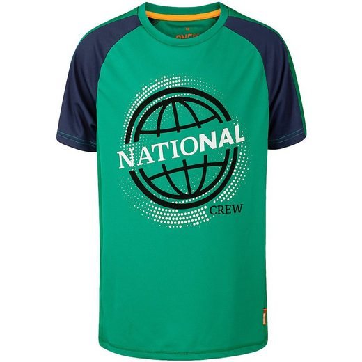 WE Fashion T-Shirt »T-shirt Rayen für Jungen«
