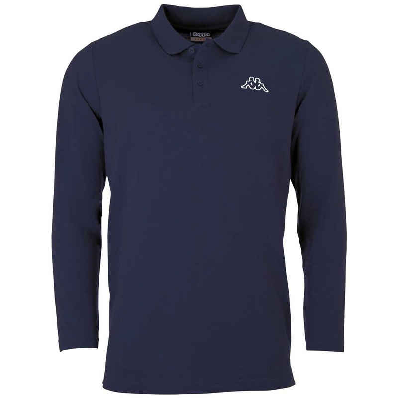 Kappa Poloshirt »TALEK« im monochromen Design