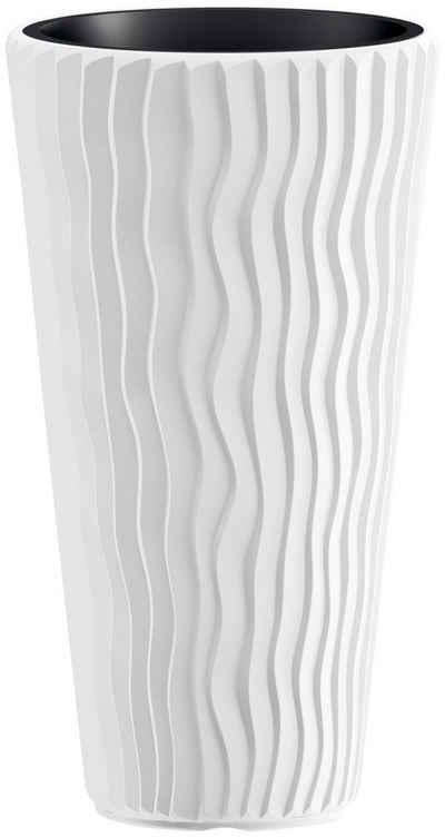 Prosperplast Pflanzkübel »Sandy Slim«, ØxH: 39x70,8 cm