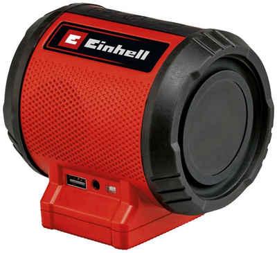 Einhell TC-SR 18 Li BT - Solo Bluetooth-Lautsprecher (ohne Akku, ohne Ladegerät)