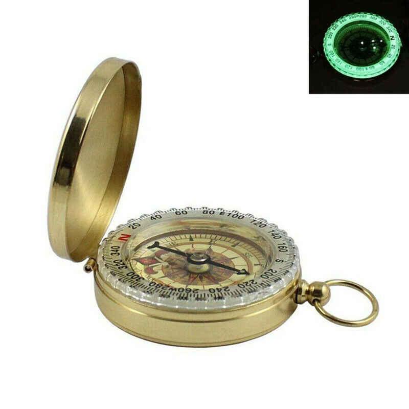 Gotui Kompass »Wanderkompass«, Taschenkompass,Kupfer Kompass
