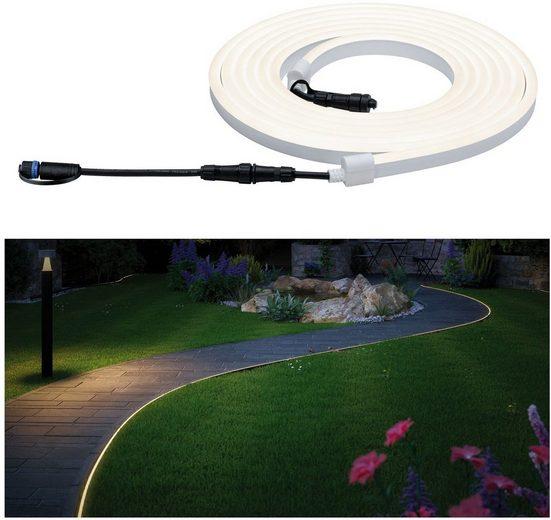 Paulmann LED-Streifen »Outdoor Plug&Shine flexible Neon Stripe«