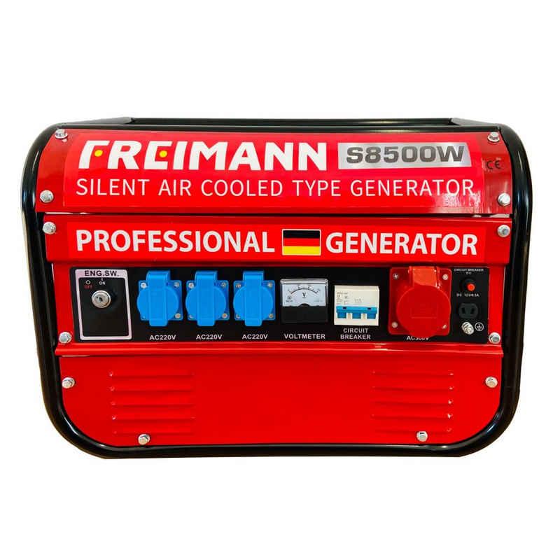 Freimann Stromerzeuger »FM-S8500W«, 2,20 in kW, Startsystem: Seilzug