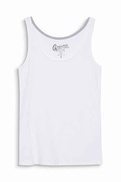 Esprit T-Shirt »OCS Basic Tank«