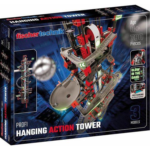 fischertechnik Kugelbahn »Hanging Action Tower, Action-Kugelbahn«