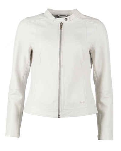 Weiße Lederjacken für Damen online | Zalando