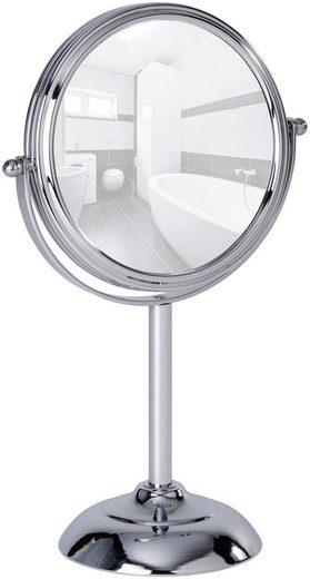 WENKO Kosmetikspiegel »Globo«, 10-fach Vergrösserung