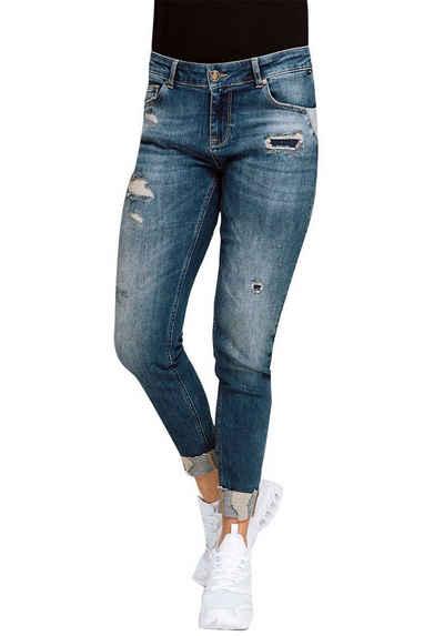 Zhrill 7/8-Jeans »NOVA« zum Krempeln