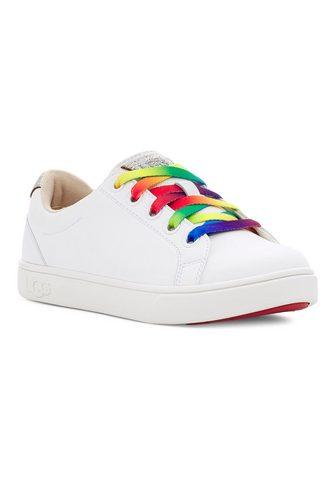 UGG »Zilo« Sneaker su bunten Schnürsenkeln...