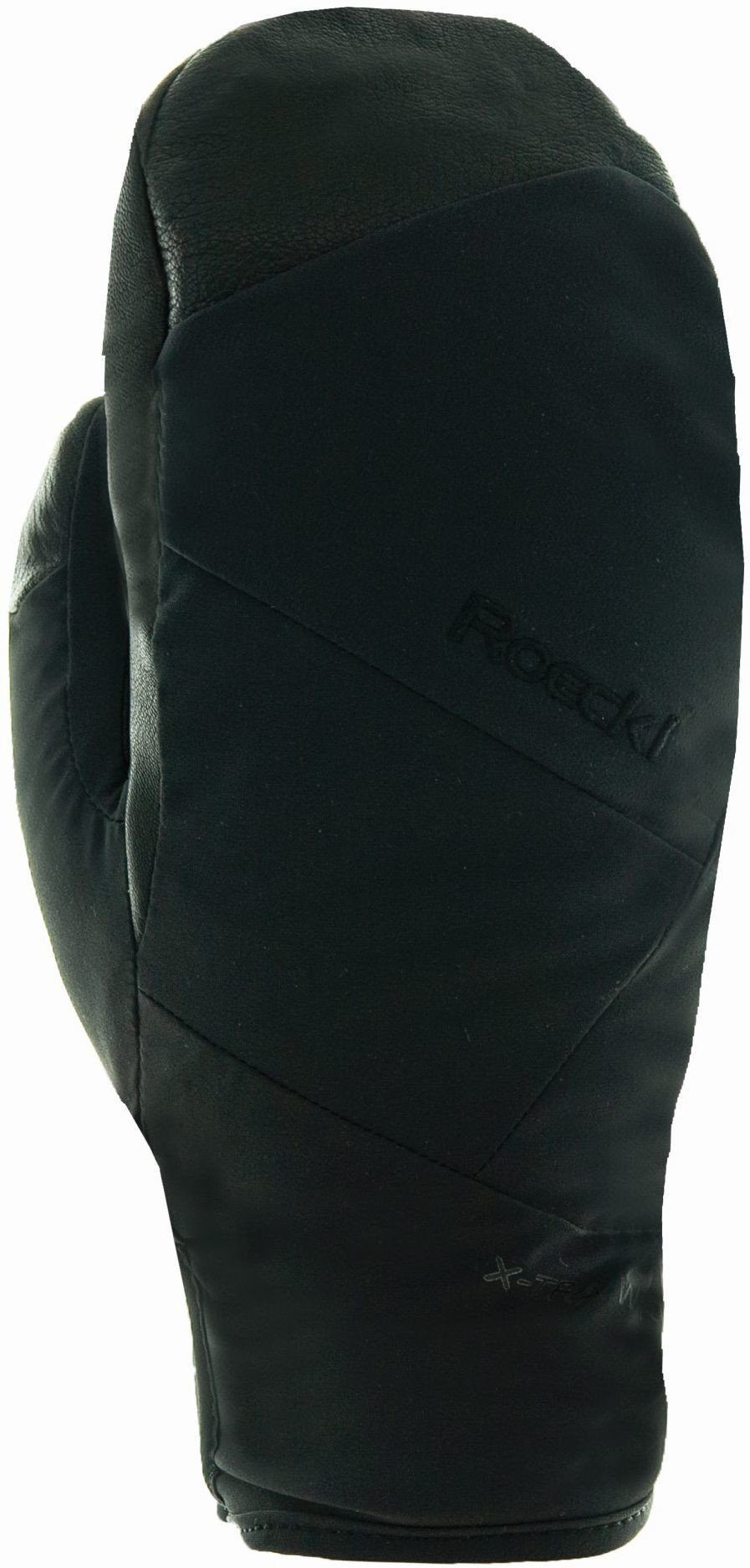 Unisex Roeckl Handschuhe »Stuben GTX Handschuhe Herren« schwarz   04044791658084