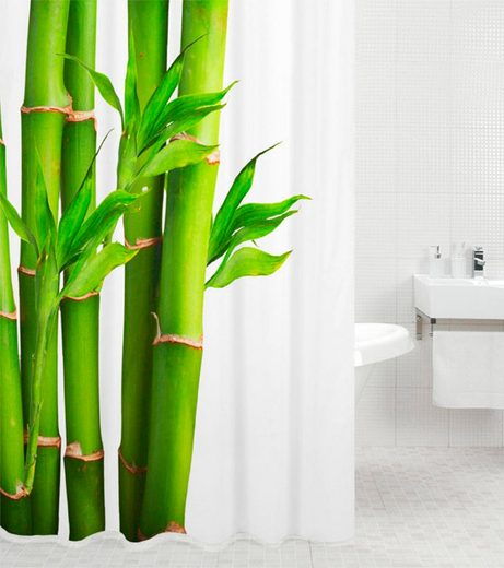 Sanilo Duschvorhang »Bambus« Breite 180.00 cm