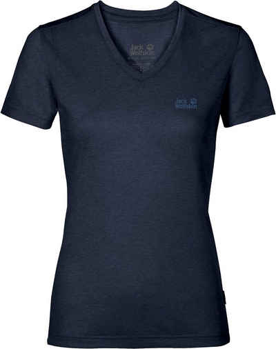 Jack Wolfskin T-Shirt »CROSSTRAIL«