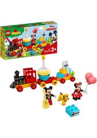 LEGO ® Konstruktionsspielsteine »Mickys ir ...
