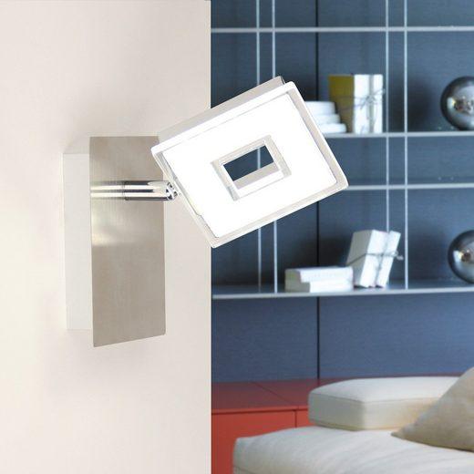 Licht-Trend LED Deckenstrahler »Sempre Cube LED drehbar«
