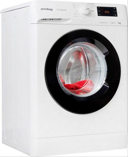 Privileg Waschmaschine PWF MT 71483, 7 kg, 1400 U/min