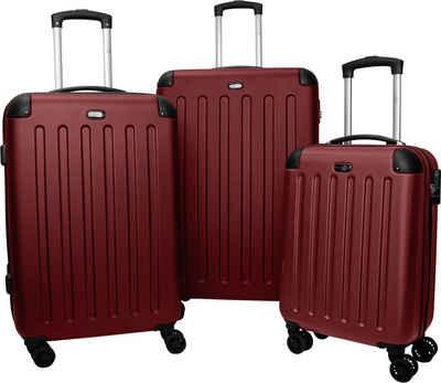 Travel Pal Trolleyset »Austin«, 4 Rollen, (3 tlg)