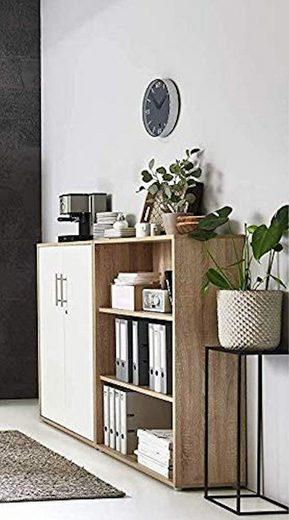 moebel-dich-auf Aktenschrank »OFFICE EDITION« (Set 1 niedrig, Büro-Set, Büroschrank abschließbar) Made in Germany