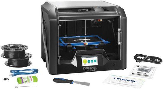 DREMEL 3D-Drucker »DigiLab 3D45«, Druckvolumen max: 254 x 152 x 170 mm