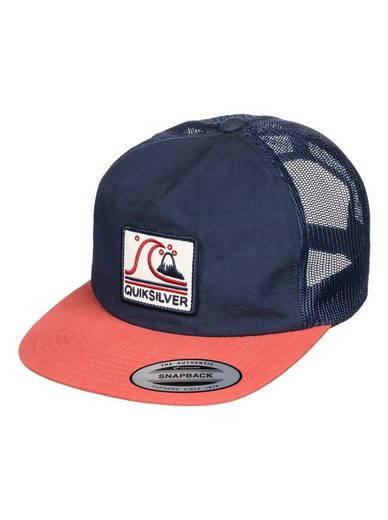 Quiksilver Snapback Cap »Brother Earth«