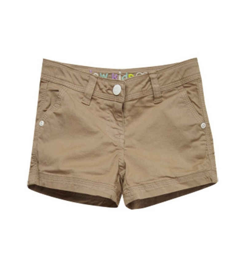 REVIEW Bermudas »REVIEW KIDS Bermuda kurze Kinder Sommer-Hose Shorts Trend-Shorts Beige«