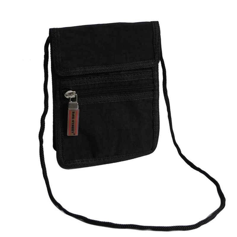 BAG STREET Brustbeutel »Bag Street - Crinkle Unisex Brustbeutel Brusttasch«