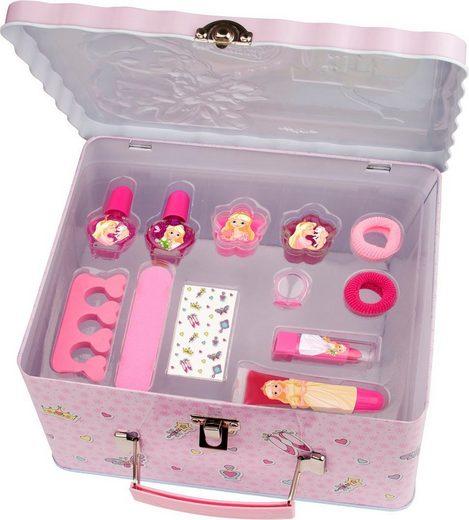 Kosmetik-Koffer »All You Need To Look Like A Princess«, 12-tlg.