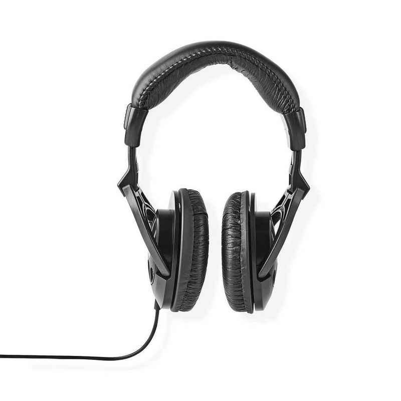 nedis »Für Semi-professionellen DJ, Produzenten und/oder« Over-Ear-Kopfhörer