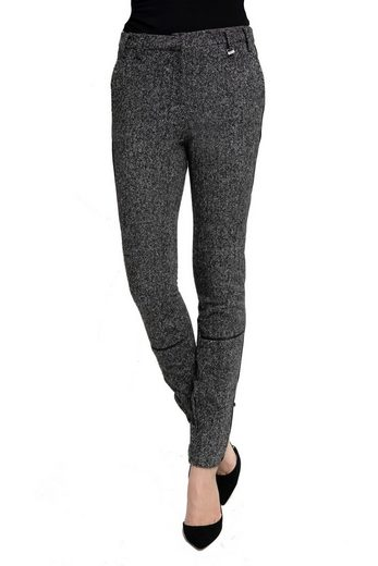 Zhrill Casualpants »Sally« Zhrill Damen Chinohose Stoffhose Tapered 5 Pocket Slim Fit Sally