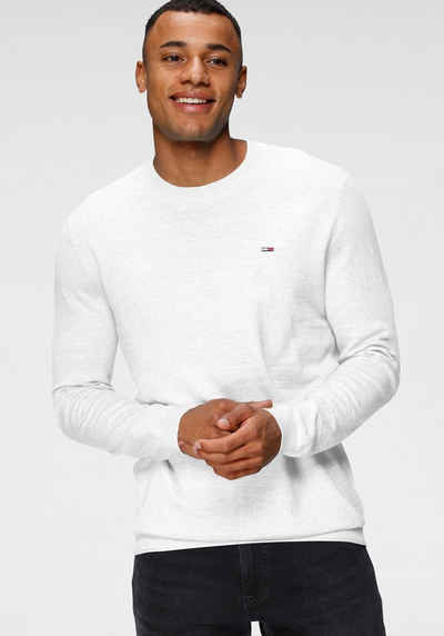 Tommy Jeans Strickpullover »TJM LIGHTWEIGHT HEATHER SWEATER«