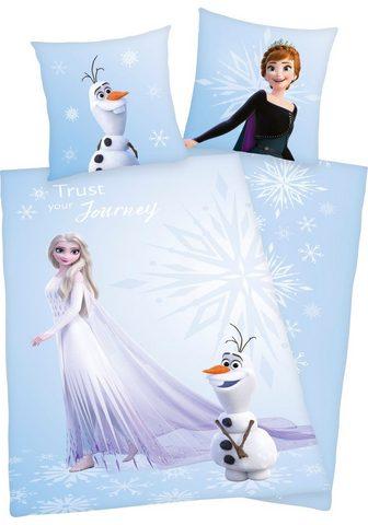 Walt Disney Kinderbettwäsche »Die Eiskönigin 2« su...