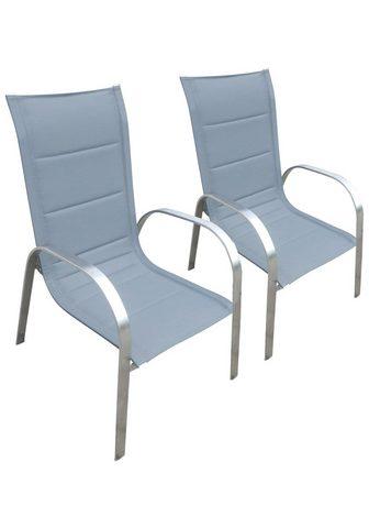 MERXX Poilsio kėdė »Lucca« (Set 2 vienetai) ...