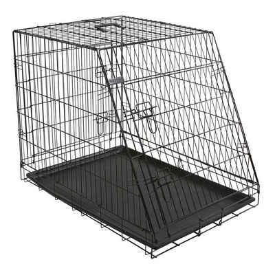 Kerbl Hundekäfig »Gitter abgeschrägt«