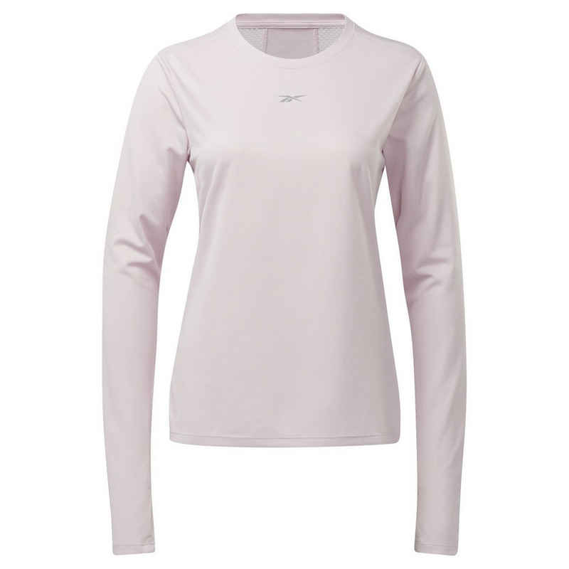 Reebok Langarmshirt »Workout Ready Run Speedwick Long-Sleeve Shirt«