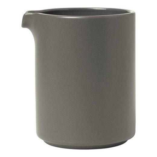 BLOMUS Milchkännchen »Pilar Pewter 280 ml«, 0,28 l
