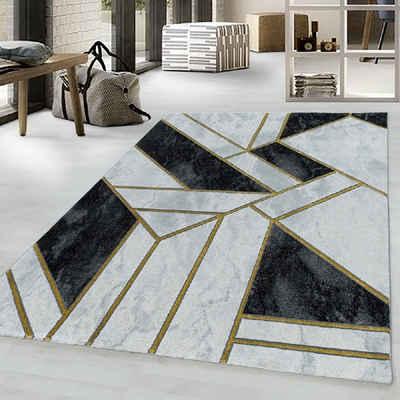 Designteppich »Florhöhe 12 mm modern«, Giantore, rechteck
