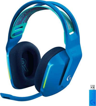 Logitech G »G733 LIGHTSPEED Wireless RGB« Gaming-Headset (WLAN (WiFi)