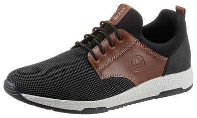 Rieker Slip-On Sneaker mit Gummizug zum Schlupfen