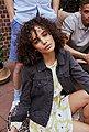 Elli Kette mit Anhänger »Layer - Halbmond, 0104222817«, mit Swarovski® Kristallen, Bild 10