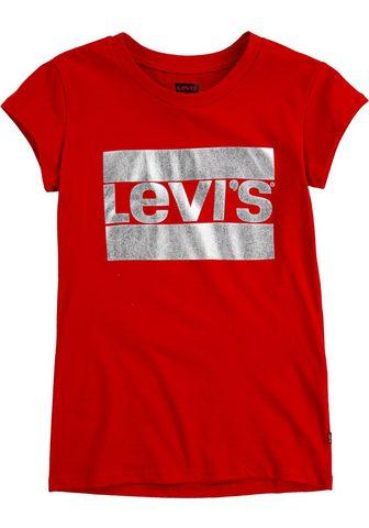 Levi's Kidswear Marškinėliai su Silber-Logodruck