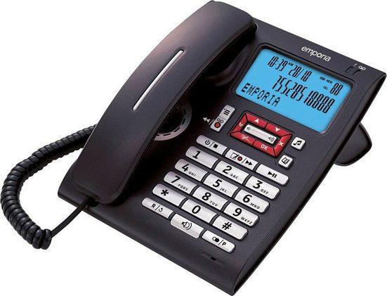 Emporia »T14AB« Kabelgebundenes Telefon (Mobilteile: 1)
