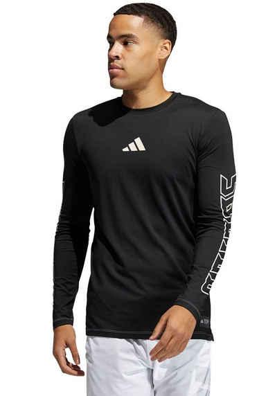 adidas Performance Trainingsshirt »FB HYPE LS TEE«